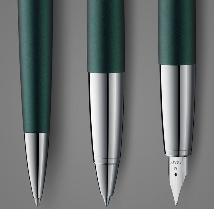 LAMY Studio Racing Green Special Edition Collection
